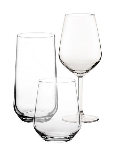 Paşabahçe Allegra Su Meşrubat Bardak Takımı - Su Bardağı Seti 18 Prç. Renkli